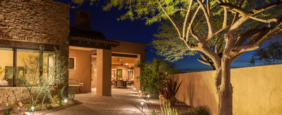 Landscape Lighting Ideas And Hacks To Make Your Property Glow Fslm
